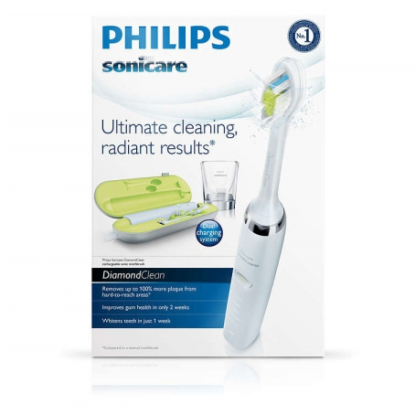 6108c50adad PHILIPS SONICARE Diamond Clean elektriline hambahari - värv valge «  Elektrilised hambaharjad ja tarvikud « Hambaharjad « e-pood « HITTS.