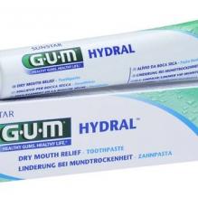 GUM® HYDRAL™ hambapasta suukuivuse korral, 75ml