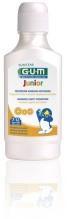 GUM® Junior Kaltsiumiga suuloputusvedelik 7–12-aastastele lastele, fluoriidivaba, 300ml