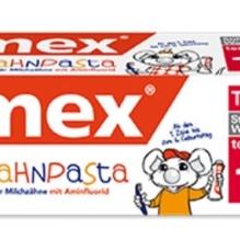 ELMEX Laste hambapasta (1-6 aastat) 50ml