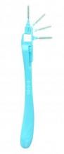GUM® Bi-Direction kahesuunaline hambavahehari Ultra Fine, Silinder < 0,7mm 6tk
