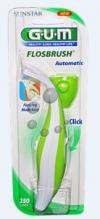 GUM® FlossBrush Vahatatud hambaniit automaatdoseerijaga / 250 korda