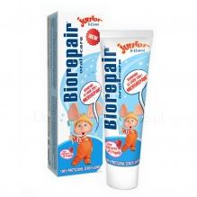 BIOREPAIR® JUNIOR Fluoriidivaba laste hambapasta metsmaasika maitsega, 50ml