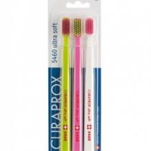 CURAPROX TRIOPACK CS 5460 ultra soft hambaharjad - 3tk