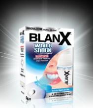 BlanX® White Shock intensiivne hooldus + Led Bite'i aktivaator 50ml